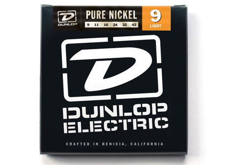 Dunlop Nickel Plated Electric Guitar Strings 9-42