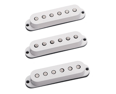 Seymour Duncan SSL-6 Custom Flat Strat Calibrated Pickup Set