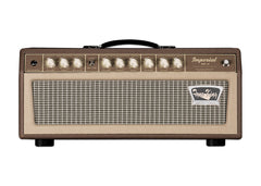 Tone King Imperial Mk II 20W Head 6V6 - Brown/Beige