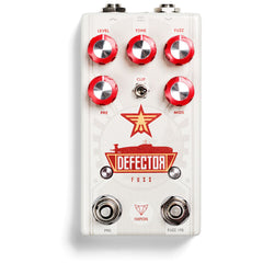 Foxpedal Defector Fuzz Demo
