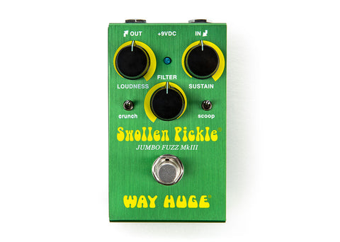 Way Huge Electronics WM41 Swollen Pickle Fuzz MKIII Pedal