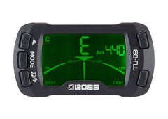 Boss TU-03 Clip-On Tuner & Metronome