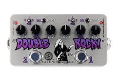 ZVEX Effects Vexter Double Rock Distortion Gently Used