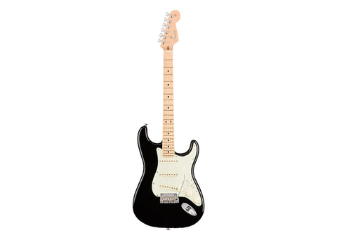 Fender American Pro Stratocaster® Solid Body Electric Guitar Maple/Black - 0113012706
