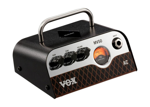 vox mv50 ac mini amp head prymaxe. Black Bedroom Furniture Sets. Home Design Ideas