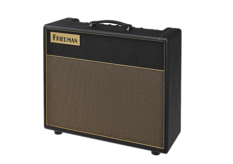 "Friedman Small Box 1x12"""" 50 Watts Combo Amplifier Demo"