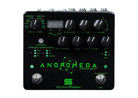 Seymour Duncan Andromeda Digital Delay