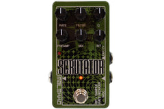 Malekko Scrutator Sample Rate and Bit Reduction Pedal