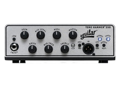 Aguilar Tone Hammer 350 Watts Superlight Bass Amplifier Head Demo