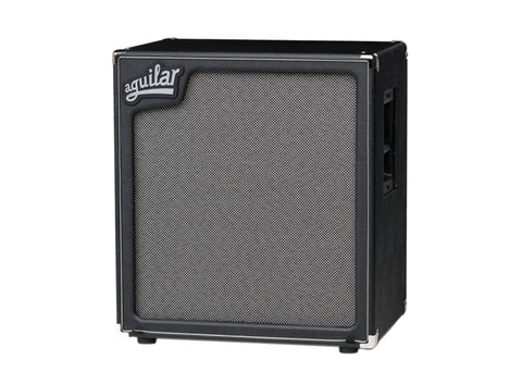 "Aguilar Super Light 410X 4x10"" 800 Watts Bass Speaker Cabinet - 4 Ohms"