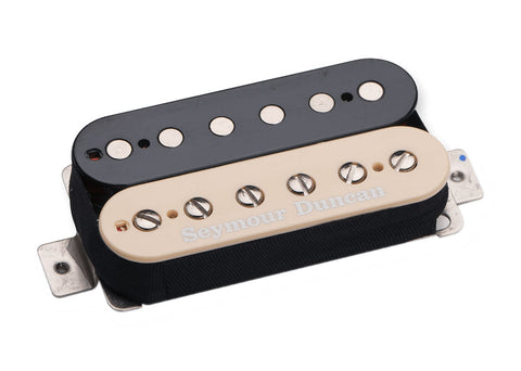 Seymour Duncan Jason Becker Perpetual Burn Trembucker Bridge Pickup - Zebra