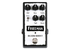 Friedman Amplification Buxom Boost Demo