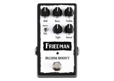 Friedman Amplification Buxom Boost