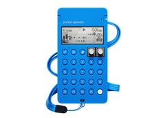Teenage Engineering CA-X Pro Silicon Case for Pocket Operator - Blue