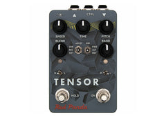Red Panda Tensor Time Warp Pedal