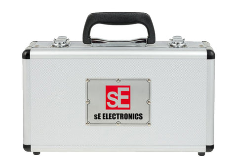 SE Electronics sE8 Microphones Matched Pair w/Mounting & Case