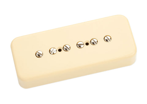Seymour Duncan SP90-2B Hot P90 Soapbar Bridge Pickup - Cream