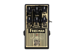 Friedman Amplification Smallbox Overdrive Pedal