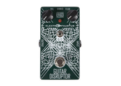 Electro Faustus Noise Devices Guitar Disruptor EF103 Overdrive/Octave/Oscillation Demo
