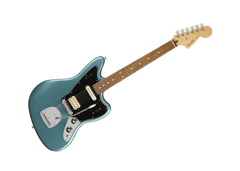 Fender Player Jaguar Electric Guitar Pau Ferro/Tidepool - 0146303513