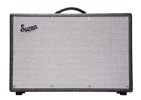 Supro 1799 Statesman 2x12 Extension Cabinet