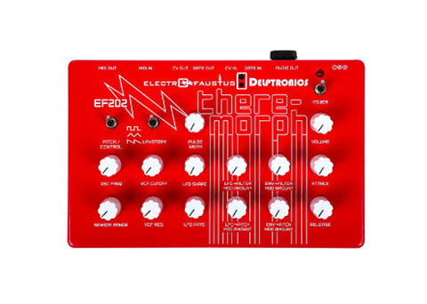Electro-Faustus EF202 Theremorph Red
