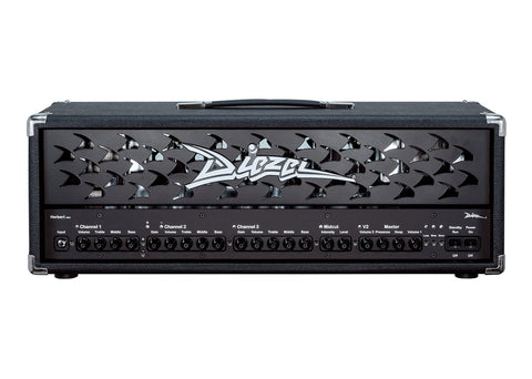 Diezel Herbert MKIII 180watt - 3 Channel - All Tube Head