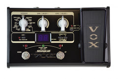 Vox StompLab IIG Multi Effect DEMO
