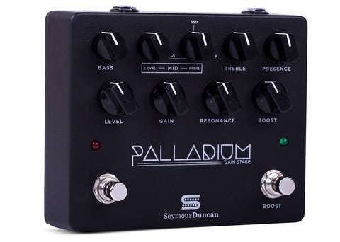 Seymour Duncan Palladium Gain Stage - Black
