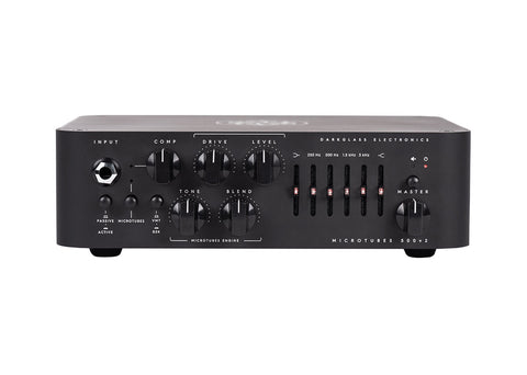 Darkglass Electronics Microtubes 500 V2 Bass Amp Head