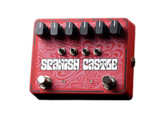 SolidGoldFX Spanish Castle Dual Fuzz - Faded Fiesta Red
