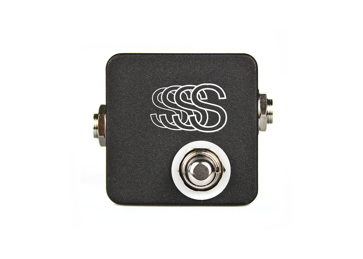 New JHS Stutter Switch Momentary Mute Footswitch Pedal