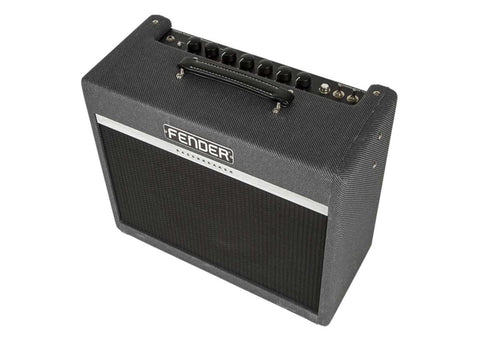 Fender Bassbreaker-15 Class A/B Combo 120v Amplifier - Gray Tweed