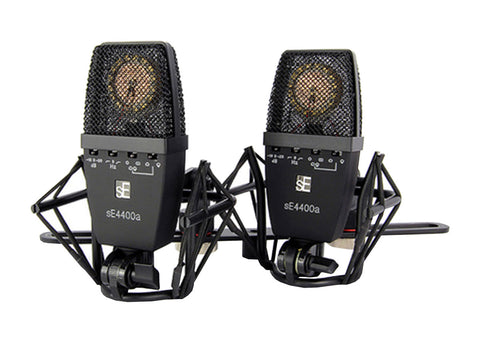 SE Electronics sE4400A Matched Pair w/Mounting and Case