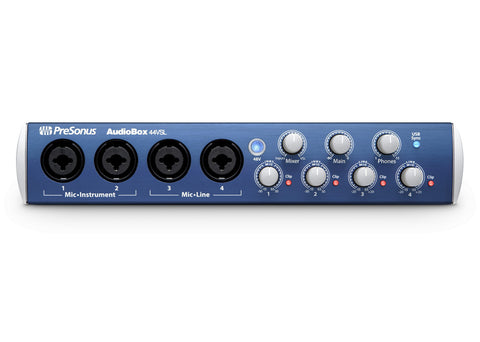 PreSonus AudioBox 44VSL Interface