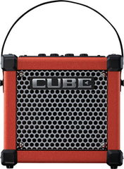 Roland Micro Cube GX  Amp Red DEMO