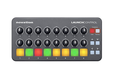 Novation Launch Control Portable USB Midi Contoller