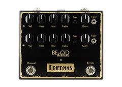 Friedman Amplification BE-OD Deluxe Overdrive Demo