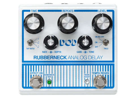 DOD Rubberneck Analog Delay GENTLY USED