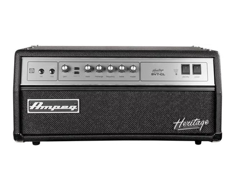Ampeg Heritage Series HSVT-CL 300 Watts Tube Bass Head