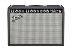 Fender '65 Deluxe Reverb 120v Tube Guitar Amplifier - Black