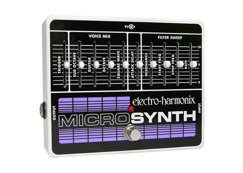 Electro-Harmonix MicroSynth Synthesizer