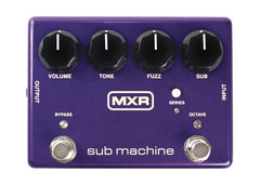 MXR M225 Sub Machine Octave Fuzz DEMO