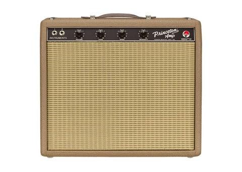 Fender '62 Princeton Chris Stapleton Edition 120v Combo - Brown and Wheat