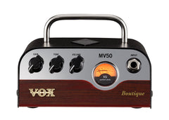 Vox MV50 Boutique 50-Watts Hybrid Tube Head