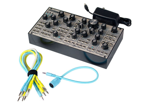 Pittsburgh Modular Lifeforms SV-1 Blackbox Portable Analog Modular Synthesizer