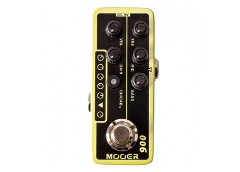 Mooer Audio Micro PreAmp 006