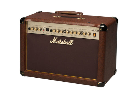 "Marshall AS50D 50W 2x8"" Acoustic Guitar Combo"