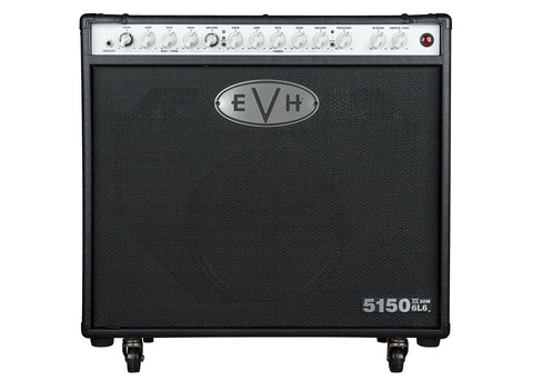 EVH 5150 III 50W 6L6 1x12 Combo Amplifier - Black