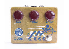 RYRA The Klone Overdrive - Gold DEMO